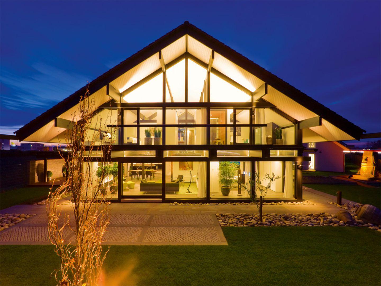 Les atouts de la construction bois mourat immobilier - Le verre maison ...