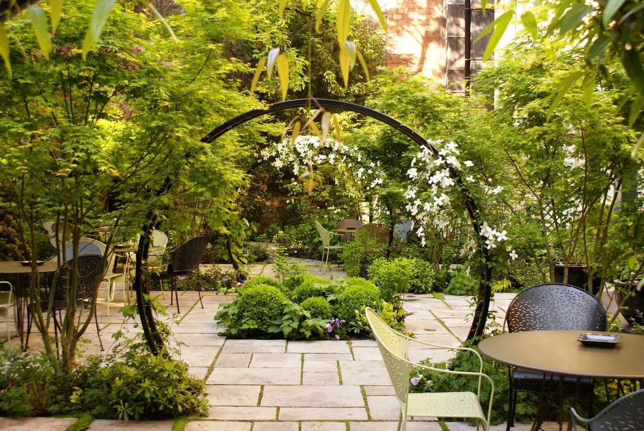 Cr ez votre jardin de babylone mourat immobilier for Jardin immobilier